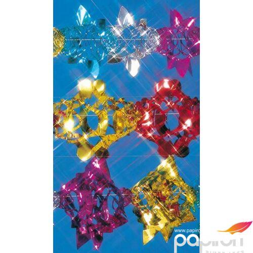 Girland Party fólia csillogó színes 15cmx2, 7m