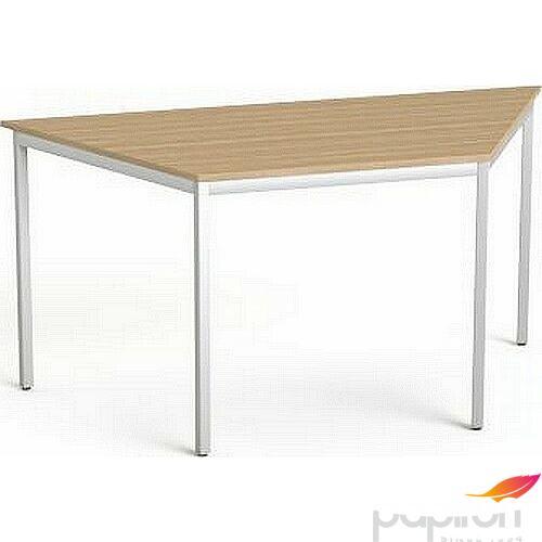 Asztal Irodai Mayah Freedom SV-41 kőris fémlábbal 75x150/75 cm