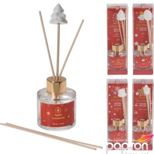 Karácsonyi illatosító 40ml 4 féle illatban
