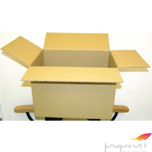 Kartondoboz 39, 2x29, 2x25cm Archiváló doboz 10db/csomag