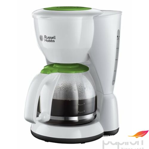Kávéfőző Russel Hobbs Kitchen fehér/zöld