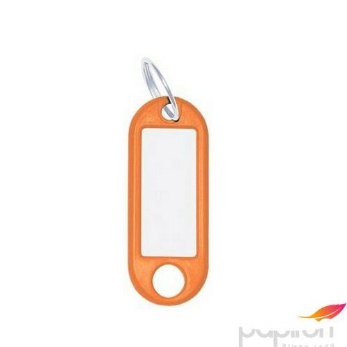 Kulcsbiléta műanyag Wedo kulcsbiléta narancs