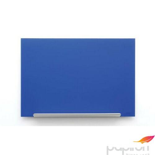 Mágneses üvegtábla Nobo Diamond 105, 3x188, 3cm kék