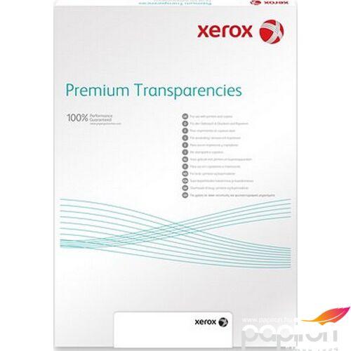 Írásvetitő fólia A4 XEROX fek.-feh. másolóba, lézernyomtató 100lap Prezentáció XEROX 003R98198