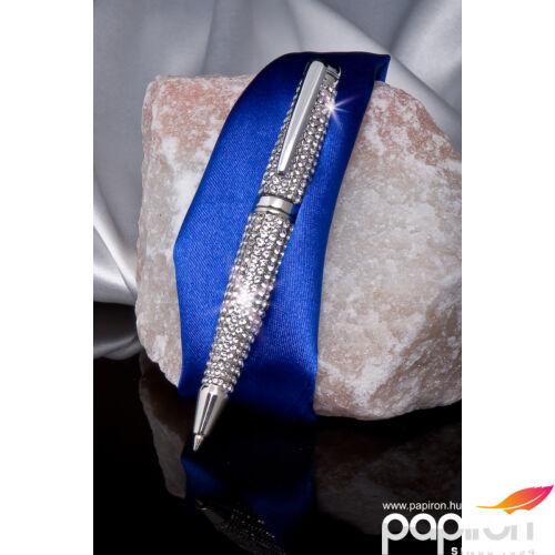 Swarovski toll fehér kristály díszítve 9,5cm MADE WITH SWAROVSKI ELEMENTS
