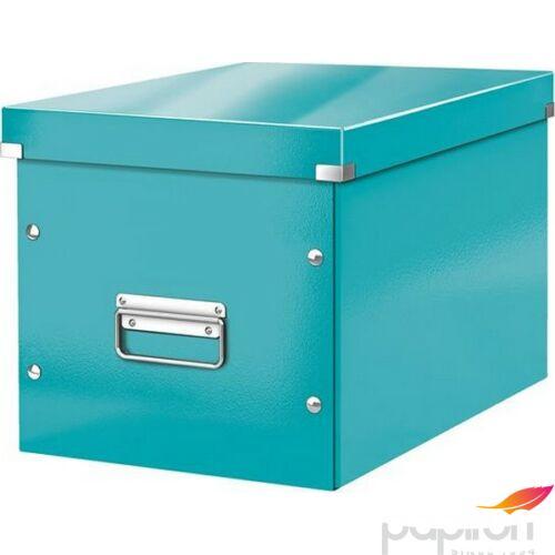 TároLó doboz lakkfényű L méret LEITZ Click