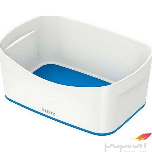 TároLó doboz Leitz MyBox fehér-kék