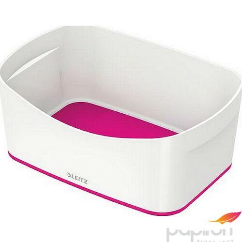 TároLó doboz Leitz MyBox fehér-rózsaszín